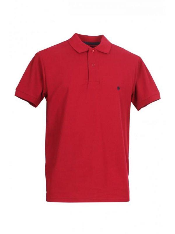 Polo Smf Homem Vermelho