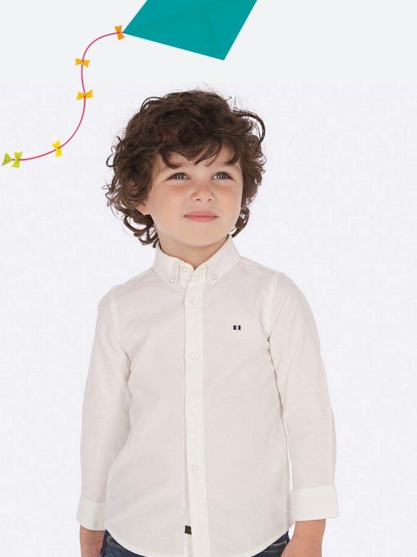 Camisa Para Menino Mayoral 142 4