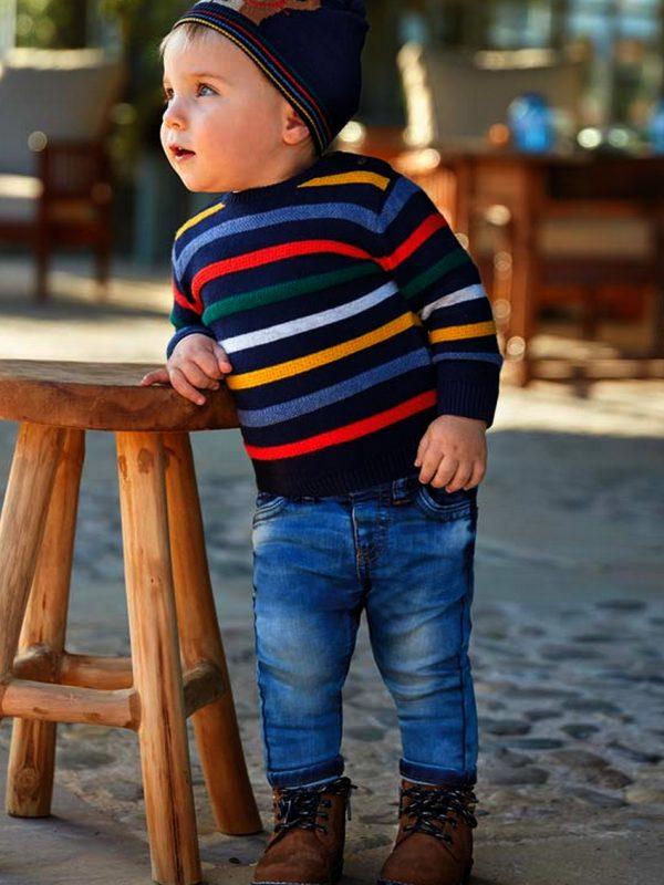 Calças De Ganga Para Menino , Bebé Mayoral