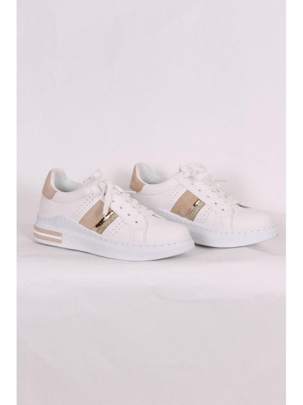 Tenis Brancos Smf1