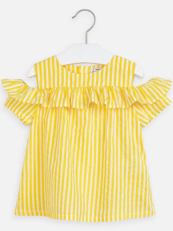 Camisola Mayoral Amarela1