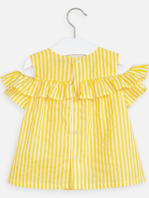 Camisola Mayoral Amarela2