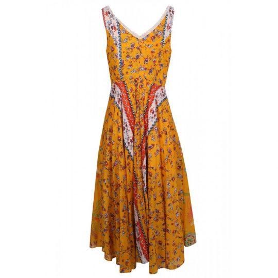 Vestido Amarelo 3