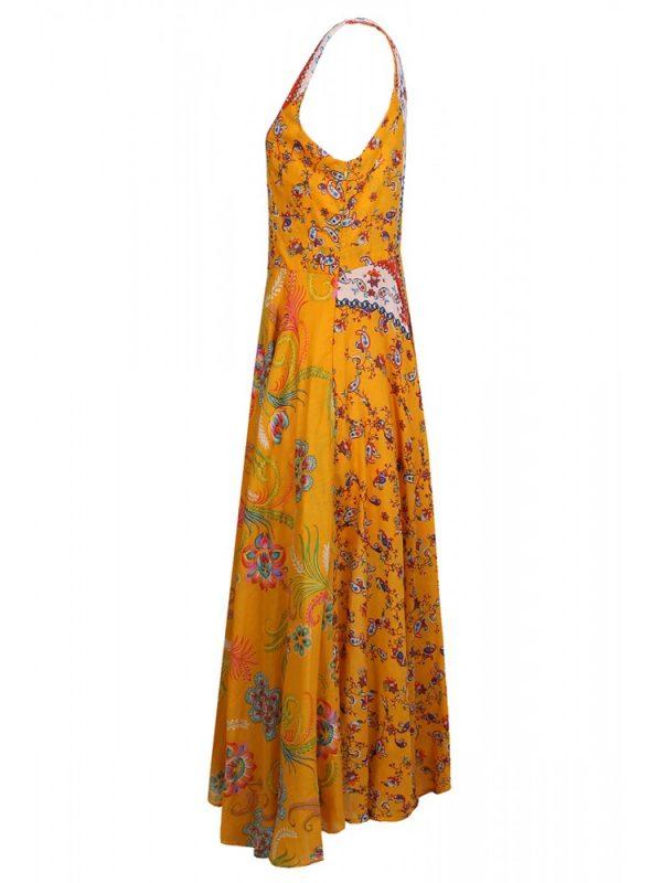 Vestido Amarelo2