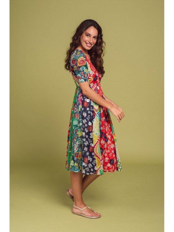 Vestido Smf Floral1