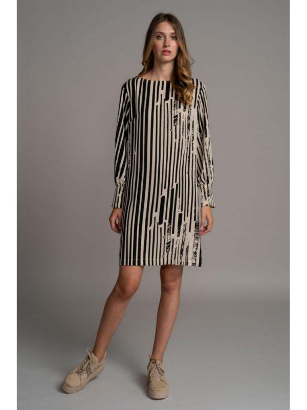Vestido Riscas Smf1