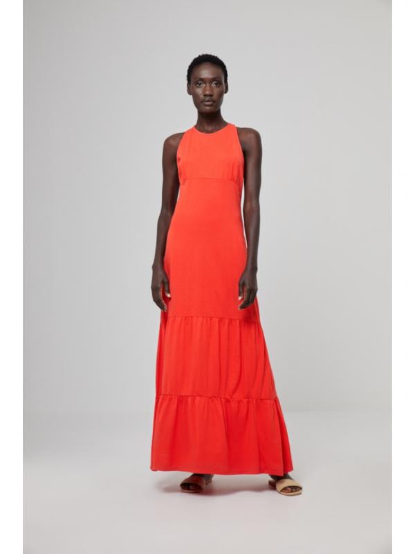 vestido laranja surkana1