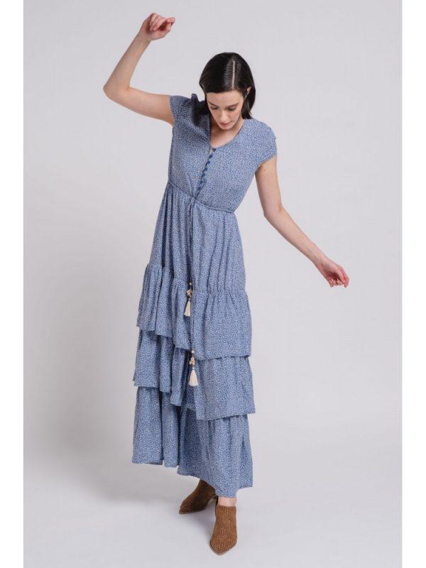 vestido smf folhos azul1