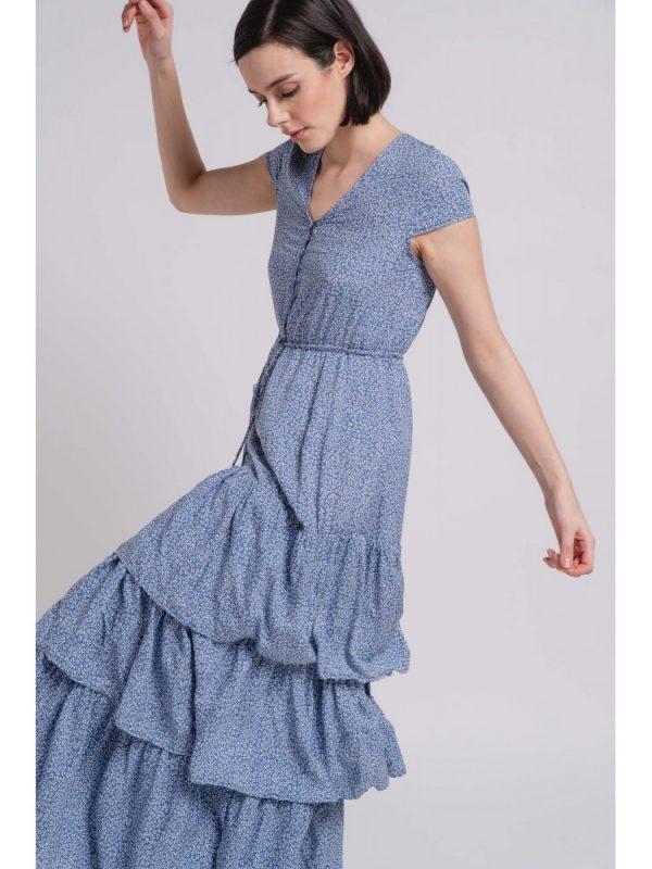 vestido smf folhos azul4