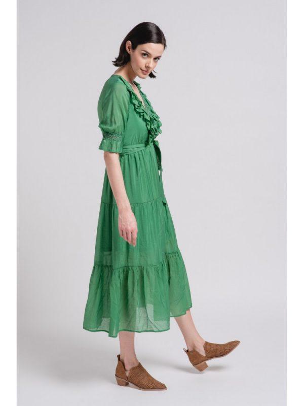 vestido smf verde 2